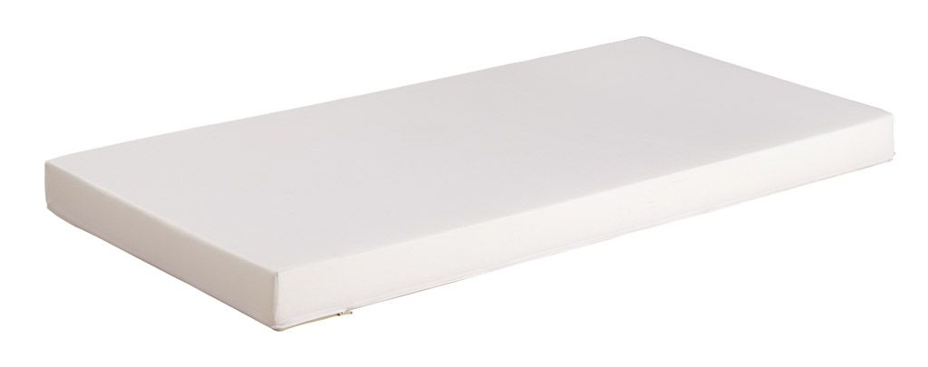 Mattress 120x60 cm, white