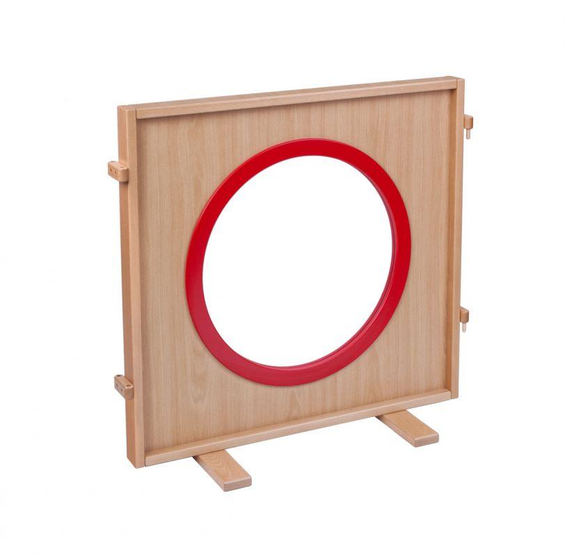 Partition Window with plexiglass