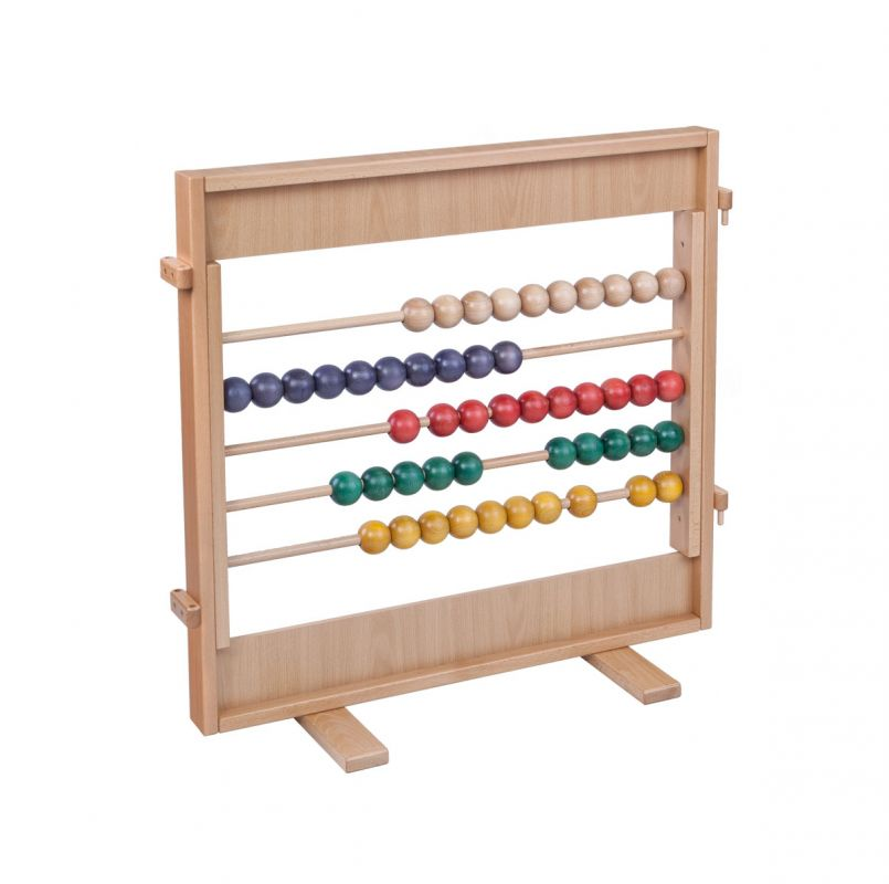 Partition - abacus, colour combination