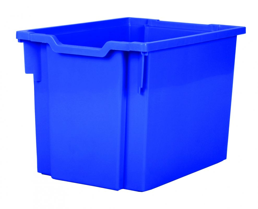 Plastic drawer JUMBO - blue