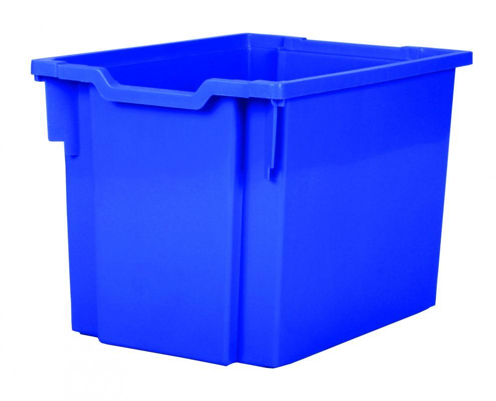 Plastic tray JUMBO - blue Gratnells