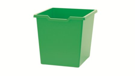 Plastic drawer N3 JUMBO - green Gratnells