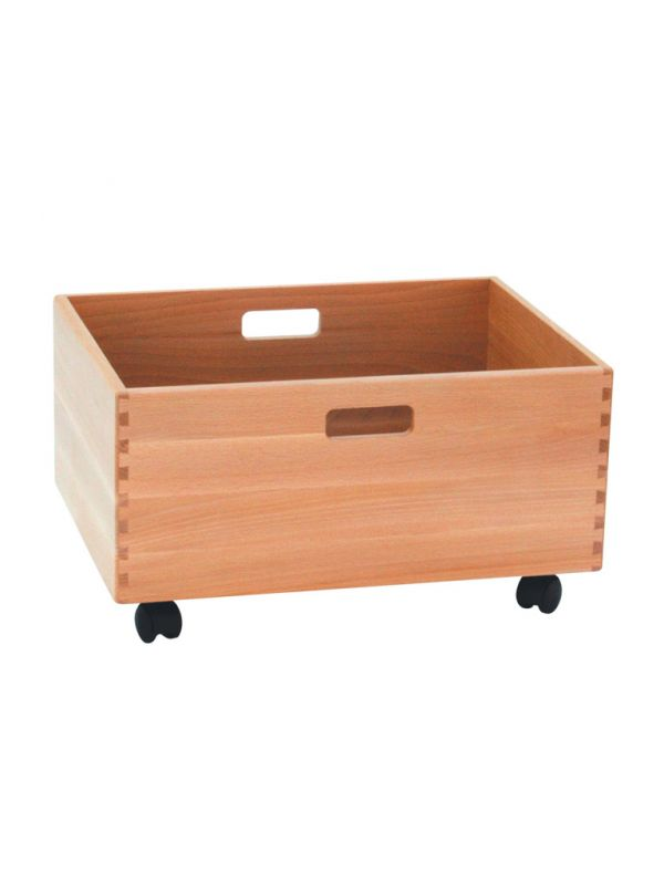 "Massive drawer with wheels ""T"""