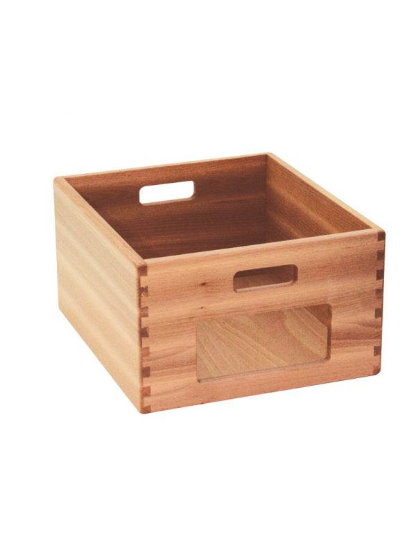 "Drawer with small window ""S"""