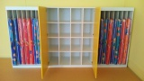 Set of cupboards for beddings and mattress for 16 childrens