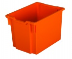 Plastic drawer JUMBO - orange Gratnells
