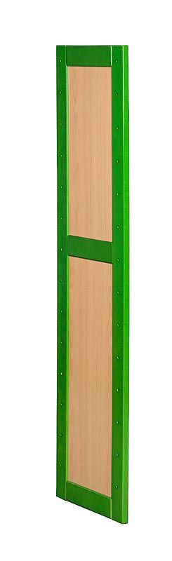 Side panel with fill - height 140 cm