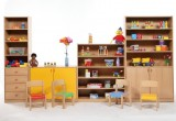Furniture for nursery schools