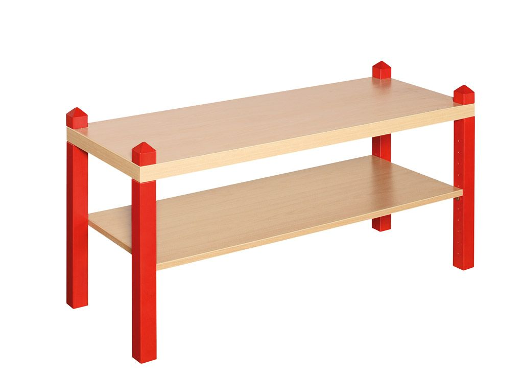 Large extension unit with 1 shelf