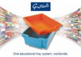 Plastic drawers from Gratnells