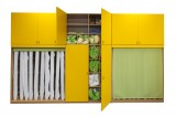 Set of cupboards for beddings and mattress along with extension for 20 childrens