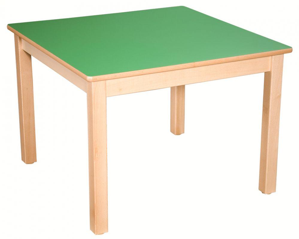 Square table 80 x 80 cm