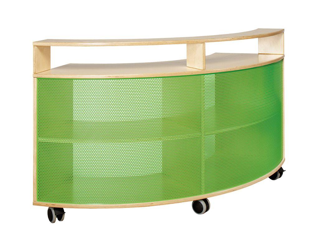 Universal cupboard on wheels