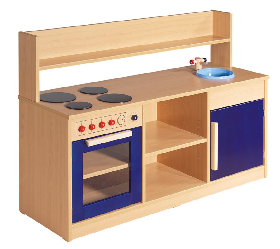 Combined kitchen