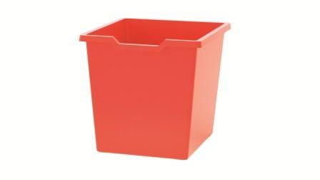 Plastic drawer N3 JUMBO - red Gratnells