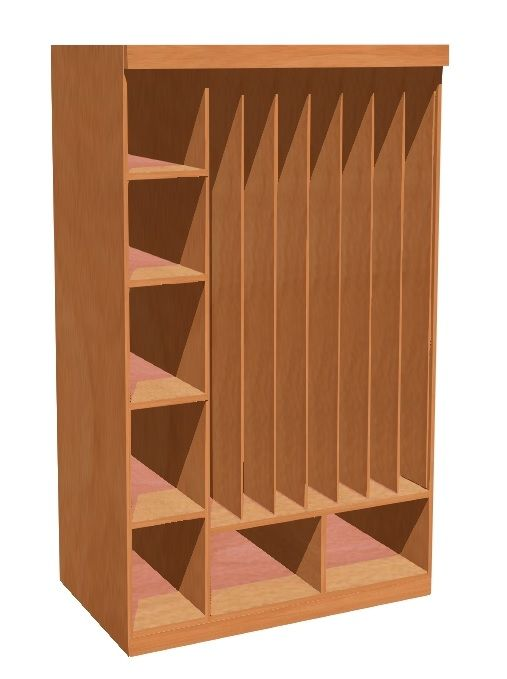 Cupboards for beddings and mattress for 7 childrens